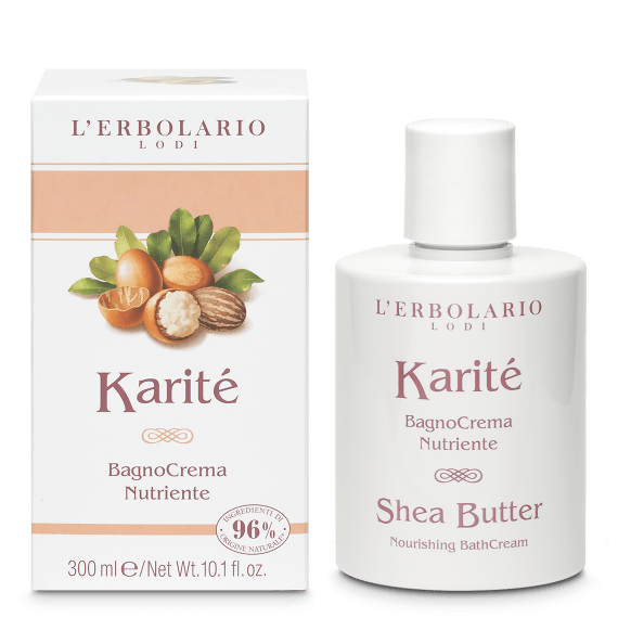 bagnoschiuma nutriente pelle sensibile
